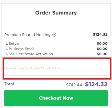 Hostinger Coupon